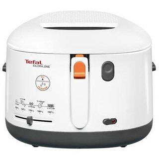 Tefal Fritteuse FF 1631 One Filtra weiss-anthrazit