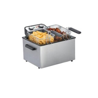 Steba Fritteuse 5,0l DF 300 eds/sw