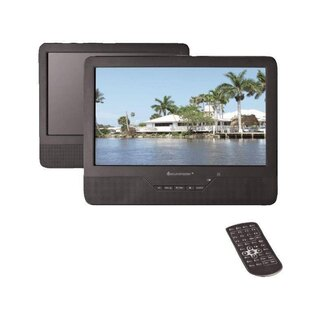 Soundmaster DVD-Player tragbar 8 Dual PDB1800