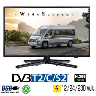 Reflexion LEDW220 LED-TV 21,5 FHD DVB-S2/C/T2 HD